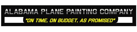 Alabama Plane Painting Company Logo